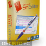 Emurasoft EmEditor Professional 2021 Free Download