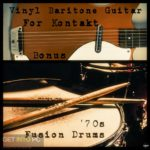 PastToFutureSamples – Vinyl Baritone Guitar &70's Fusion Drums Download