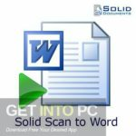 Solid Scan to Word Free Download