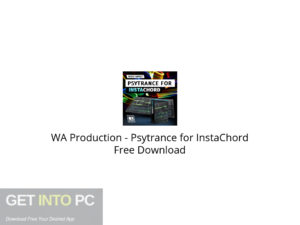 WA Production - Psytrance for InstaChord Free Download