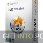 AnyMP4 DVD Creator 2021 Free Download