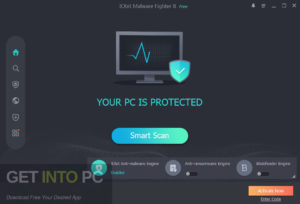IObit Malware Fighter Pro 2021 Direct Link Download-GetintoPC.com