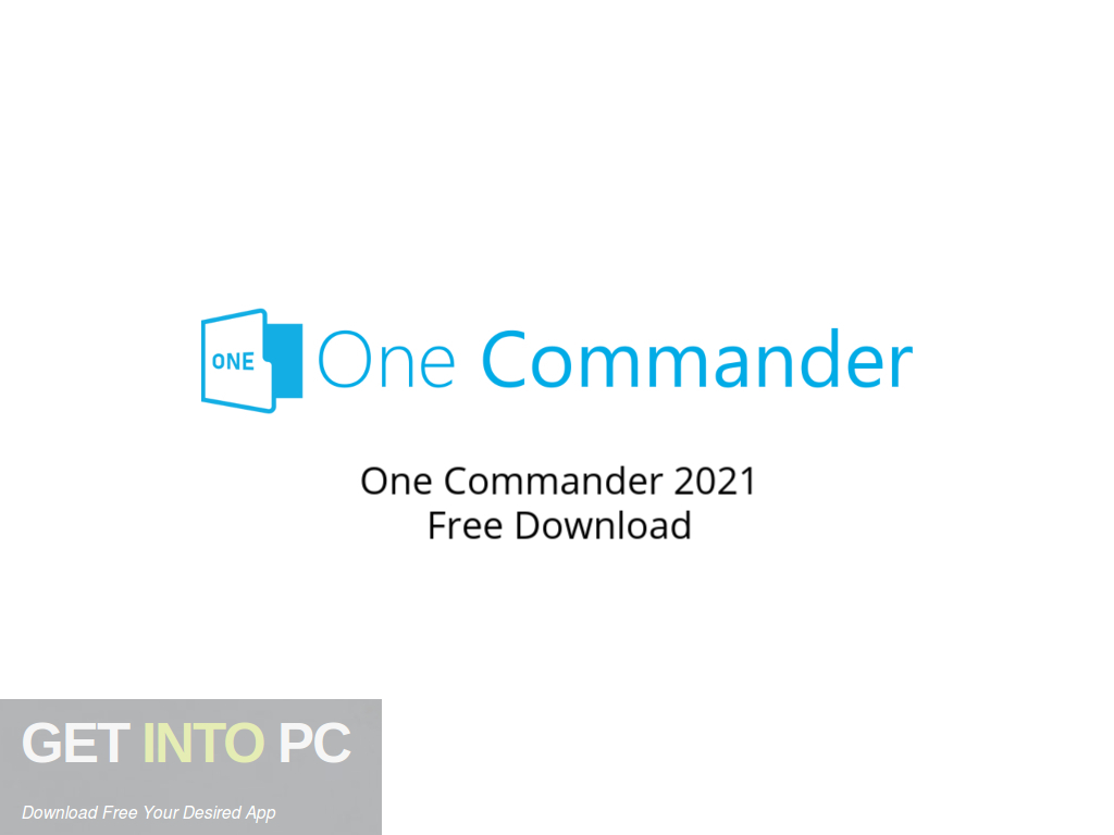 One Commander 2021 Free Download
