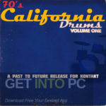 Past To Future Samples – 70's California Drums Free Download