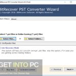 BitRecover PST Converter Wizard 2021 Free Download