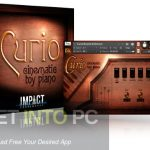 Impact Soundworks – CURIO Cinematic Toy Piano Free Download