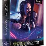 CyberLink AudioDirector Ultra 2021 Free Download