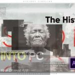VideoHive – History Slideshow Documentary Timeline AEP Free Download