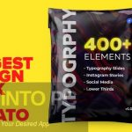 VideoHive – Typography Design Pack for Premiere Pro Free Download