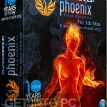 Download Phoenix FD 4.20.00 for 3ds Max 2016-2021
